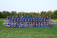 Lower Dauphin Youth Football Team & Individual photos