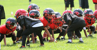 Paxton / Susquehanna Twp Scrimmage 8/17/13