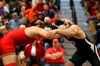 PIAA 2015 District III Team Wrestling Championships Central Dauphin / Cumberland Valley 1-31-15